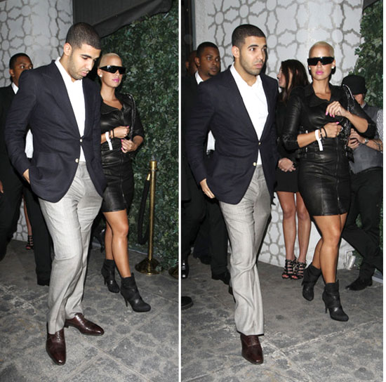 Is Drake Crossing The Line By Constantly Dating His Peers' Ex